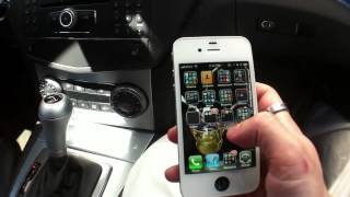 Apple AirPlay streaming audio in my car. thumbnail