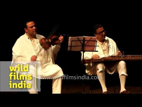 Tunisia's Mechket group performs in India