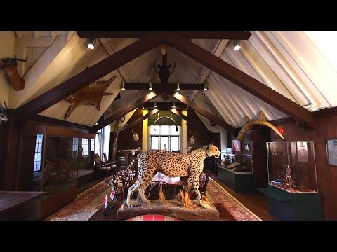 Behind-the-Scenes at the Explorers Club