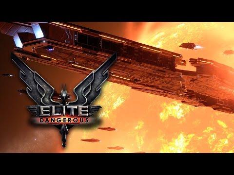 Elite Dangerous - Playstation 4 Announcement Trailer