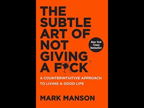 Episode 076 – Mark Manson – The Subtle Art of Not Giving a F*ck