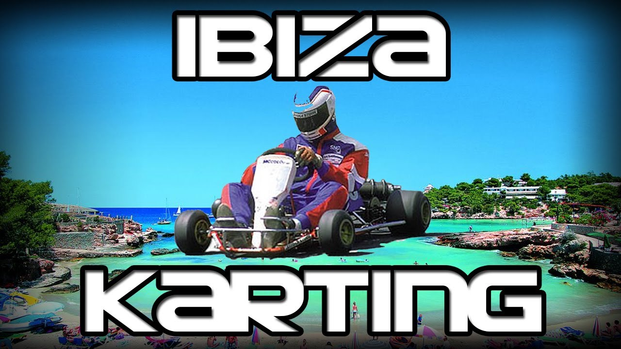 kart over ibiza Go Karting in San Antonio, Ibiza   YouTube kart over ibiza