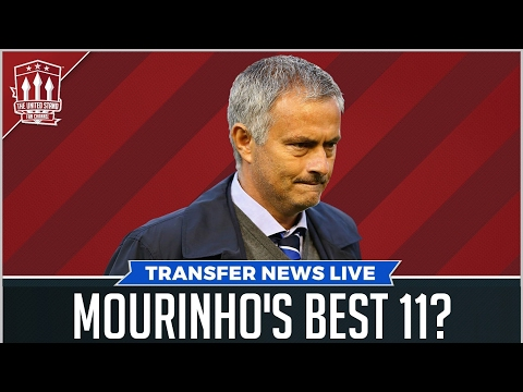 MOURINHO'S BEST UNITED 11 | MAN UTD NEWS