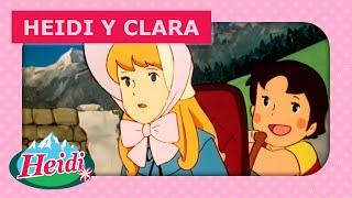 Heidi y Clara 🌸🗻🌺🌷🌼 ¡Clara llega a las montañas!