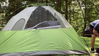 CAMPING IN CONNECTICUT