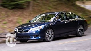 2015 Honda Accord Hybrid | Driven: Car Review | The New York Times