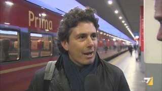 Milano-Torino: i pendolari di lusso destinati a rimanere a terra