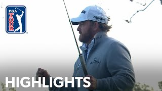 Highlights | Round 4 | Genesis Open 2019