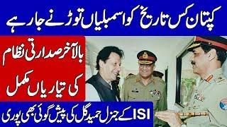 FINAL DATE OF PRESIDENTIAL SYSTEM IN PAKISTAN | PRESIDENT IMRAN KHAN | KHOJI TV