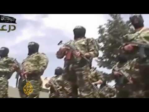 Rebel Groups Unite In Syria's Aleppo