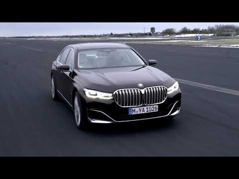 BMW 7-series 745Le G12 2020