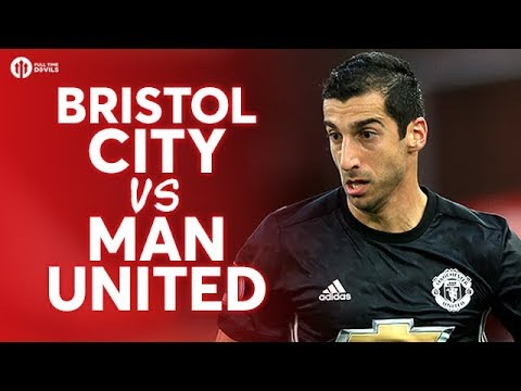 Bristol City vs Manchester United LIVE CARABAO CUP PREVIEW!
