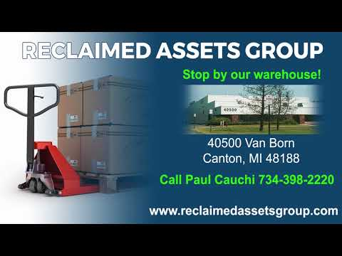 Reclaimed Assets Group | Product Sourcing 101