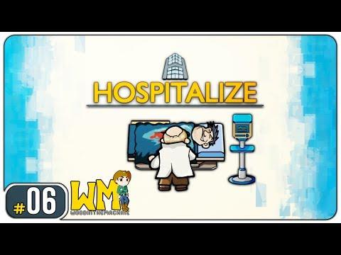 Você faz a série: Hospitalize #06 - CT Scanner - Gameplay [PT-BR] - Vamos Jogar