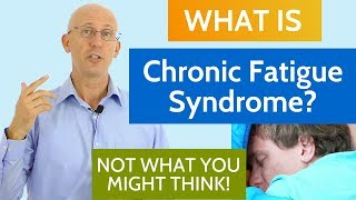 What is Chronic Fatigue Syndrome (CFS)? Not what you might think