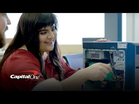 My Future Self: Rocio   Capital One