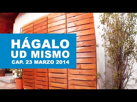 H galo usted mismo programa de 23 marzo 2014 youtube for Programa de cuarto