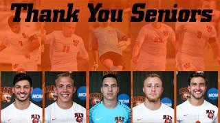 2018 RIT Men's Soccer Senior Video