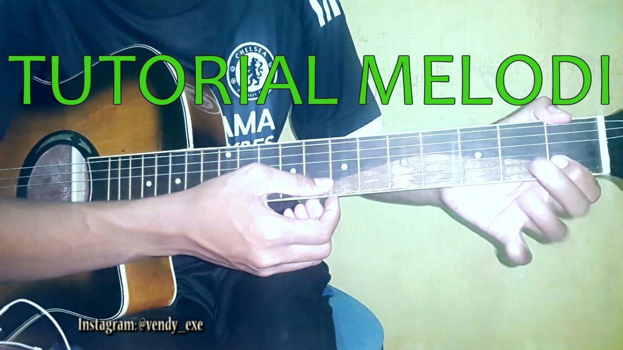 Tutorial Melodi Gitar Virgoun Surat Cinta Untuk Starla