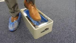 Hillbrush AD1 Automatic Shoe Cover