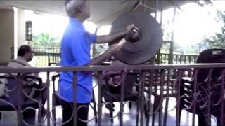 Mini Vlog : Sabah Traditional Music Instrument. The Gong