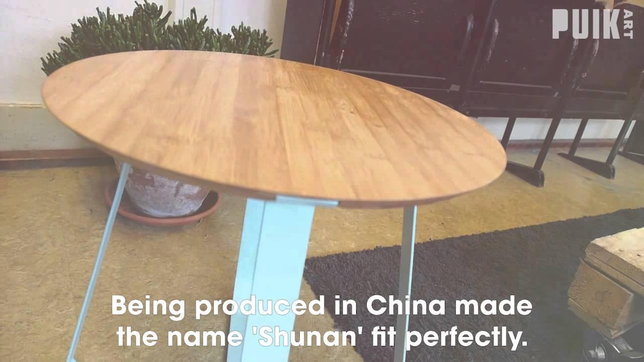 Nieuwe Side Table.Puik Art By Nieuwe Heren Shunan Side Table Bijzettafel Bamboo Steel