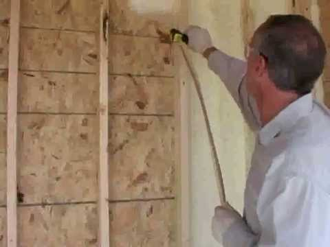 Spray foam insulation kit diy youtube solutioingenieria Image collections