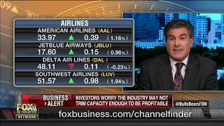 Investors worry the airline industry may not trim capacity enough to be profitable
