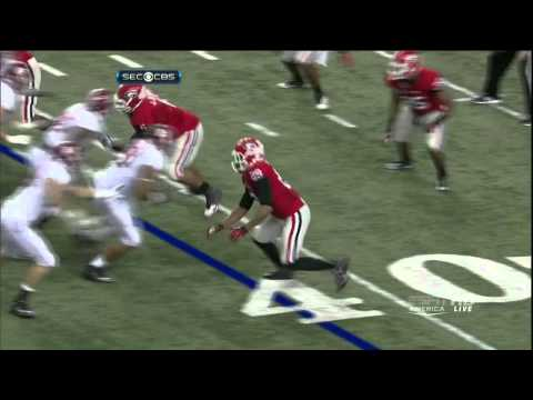 Jarvis Jones vs Alabama 2012