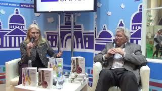 Яна Жемойтелите. XIV Санкт-Петербургский Международный книжный салон