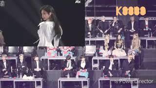 BTS  BLACKPINK  IKON BOLBBALGAN4 Reaction Jennie SOLO in Golden disk awards 2019 GDA 190105