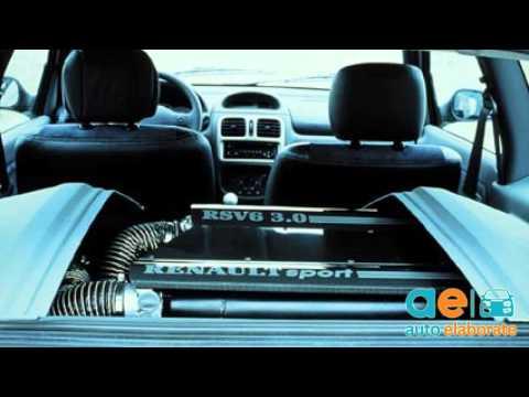 Clio Renault Clio Renault Sport V6 24V Tuning