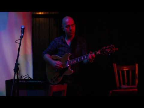 The Paul Farr Trio live @ Number 39 Bar Darwen 19th January 2017