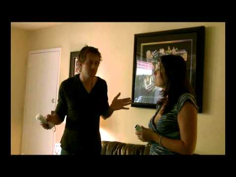 Wii with the Stars: Chad Lindberg 'Supernatural', 'I Spit on Your Grave', 'The Cape'
