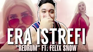 Era Istrefi - Redrum ft. Felix Snow REACTION!!!
