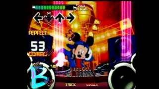 Dance Dance Revolution Disney Mix PlayStation