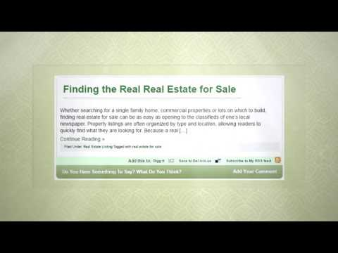 Real Estate Listing by Verse Finance