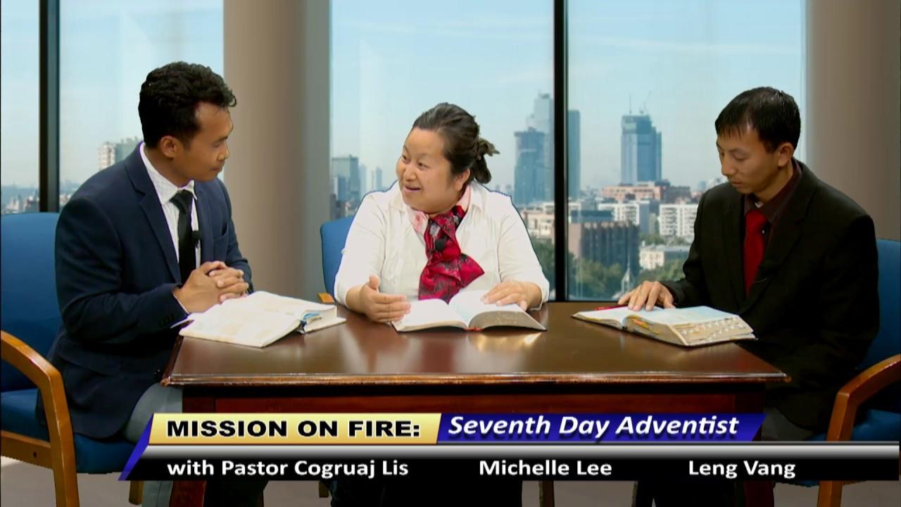 MISSION ON FIRE: Tswv Yexus Txoj Kev Hlub with Pastor Cogruaj Lis.