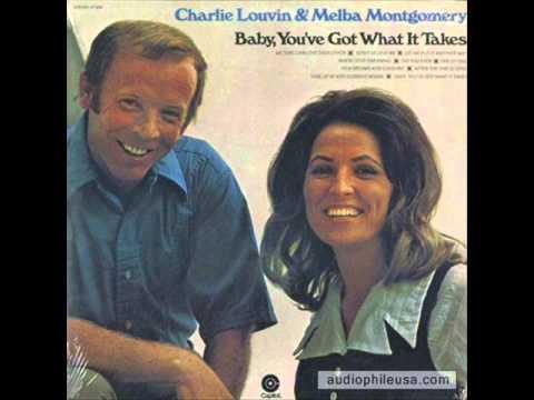 Charlie Louvin & Melba Montgomery