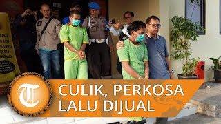 Diculik saat Tidur, Seorang Gadis di Cianjur Disekap dan Diperkosa 4 Hari lalu Dijual ke Jakarta