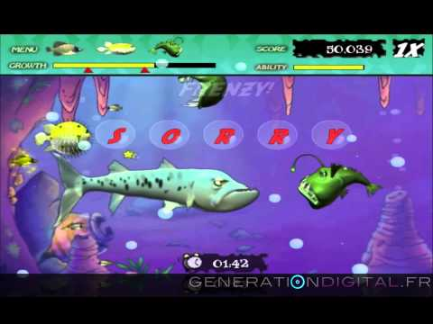 Feeding Frenzy (game) from YouTube · Duration:  2 minutes 13 seconds