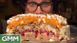 Turkey Cake Taste Test