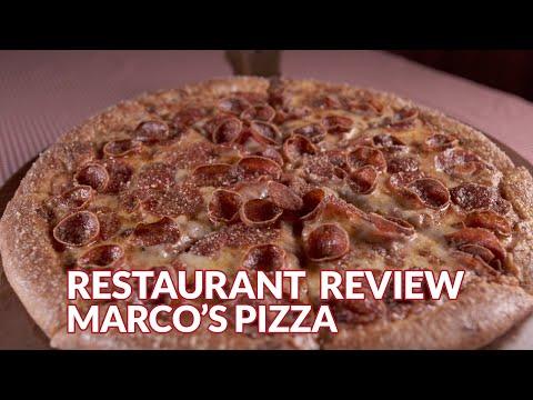 Restaurant Review - Marco's Pizza | Atlanta Eats