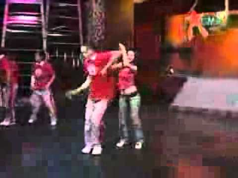 Fat guy dances my humps!!!! Youtube.