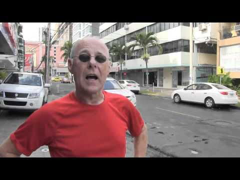 Raw Sewage in Panama City Tourist Area