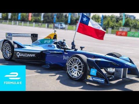 #Noticias #Chile Santiago recibe la cuarta fecha de la Fórmula E