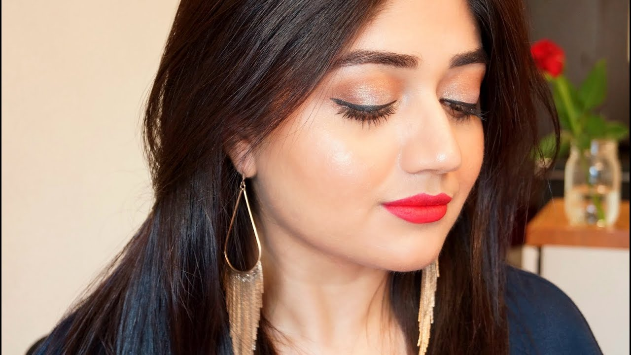 Get Ready With Me Birthday Makeup
