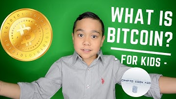 What is Bitcoin? (for kids)