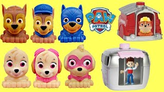 Paw Patrol Squishy Mashems Super Pups Mix Up Surprises Play Doh Creations