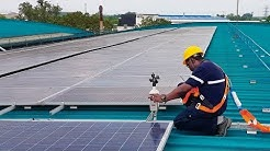 Investing in solar: shifting to renewable energy at Beckers Malaysia